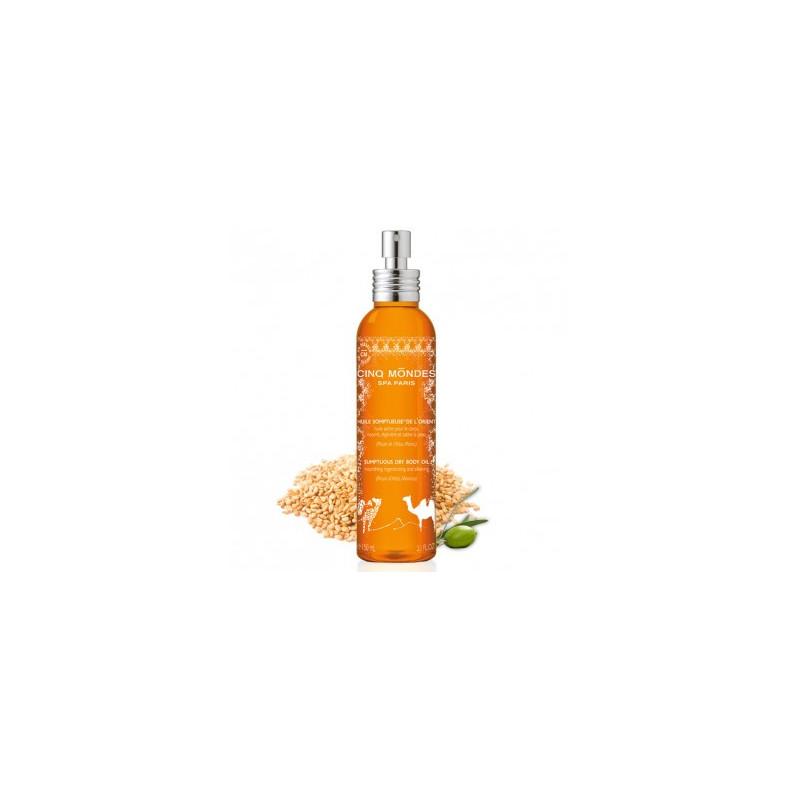 huile somptueuse de l'orient  150 ml