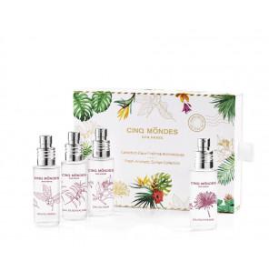 Collection eaux fraiches aromatiques 4*25 ml