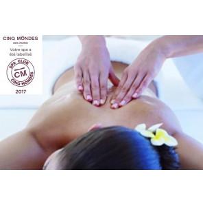 Massage Sublime de Polynésie Délassant 60 min