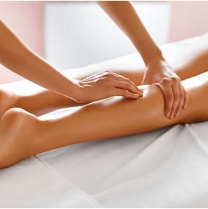 Massage délassant des...